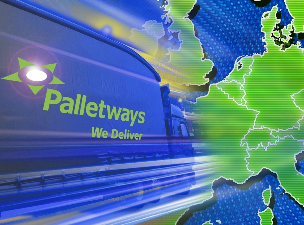 Palletways Pallet To Europe